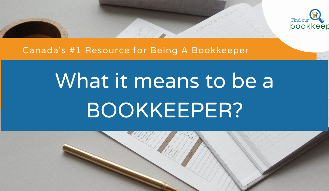 What it means to be a bookkeeper? (Featuring Kellie Parks)